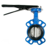 DIN ANSI JIS API Worm Gear Wafer Lt Butterfly Valve Dn300 Good Price Butterfly Valve
