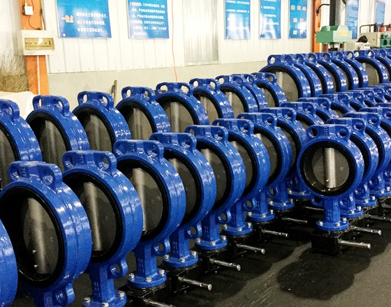 Customized butterfly valve according to customer's requirements PTFE butterfly valve for chemical anti-corrosion