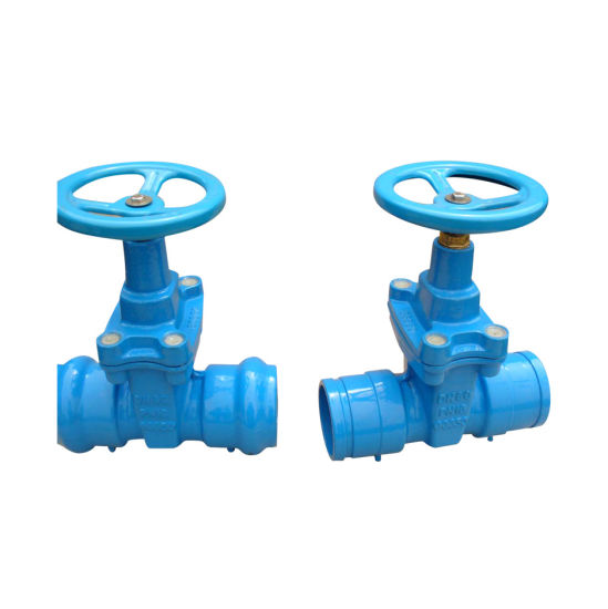 Hot Sale Socket End Resilient Seated Gate Valve Pn16