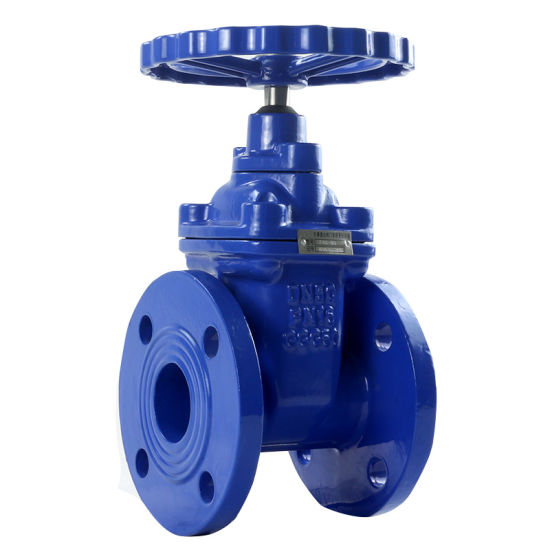 Bs5163 Resilient Seated Non-Rising Stem Gate Valve