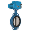 wafer butterfly valve with Pneumatic actuators