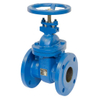 BS Pn16 Ductile Iron Gate Valve with Handwheel
