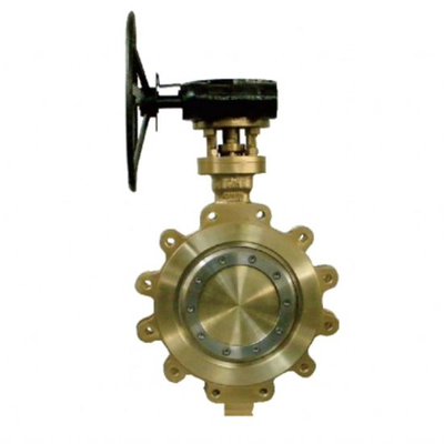 China API Series Lug Type High Performance Butterfly Valve