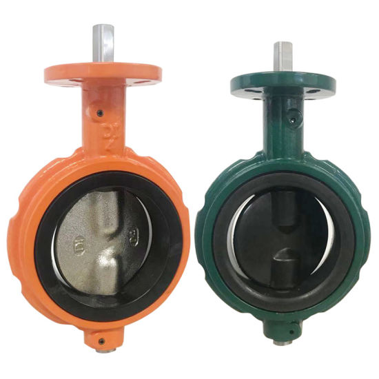 Export to The United States4inch Iron Disc Butterfly Valve