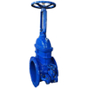 Manual Extended Shaft Ductile Iron BS5163 Gate Valve